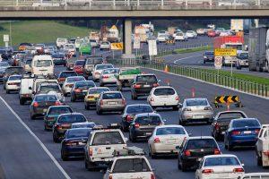 Cảnh giao thông tại Đức