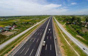 Giao thông thông minh ảnh minh họa đường cao tốc HN-HP