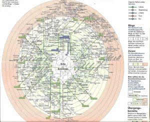 Ảnh mạng lưới giao thông tại Đức