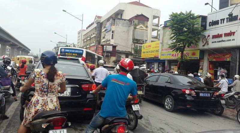 Giảm tắc đường