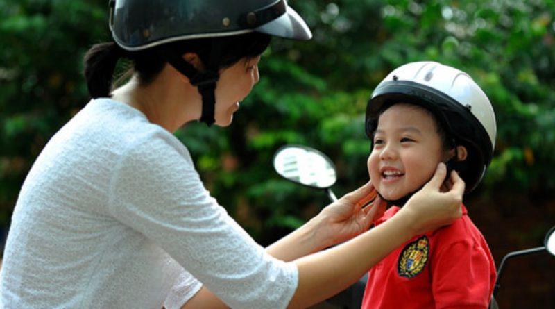 Đảm bảo an toàn cho trẻ em khi tham gia giao thông