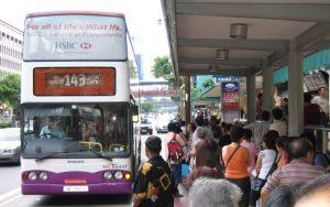 giao thông công cộng tại Singapore