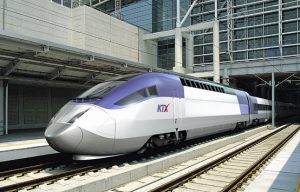 Giao thông thông minh - Tàu điện ngầm tại Hàn Quốc