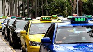 Công tác quản lý Taxi