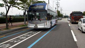 Hệ thống xe bus tại Hàn Quốc